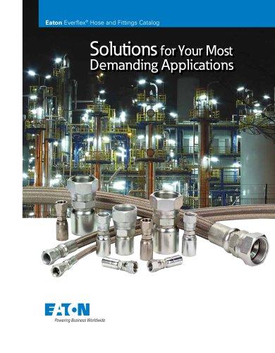 Eaton Everflex® Hose and Fittings Catalog - Eaton Hydraulics