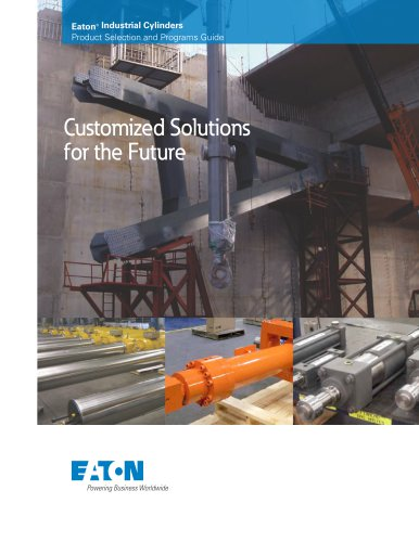 Eaton® Industrial Cylinders