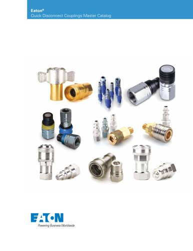 Eaton Quick Disconnect Coupling Master Catalog