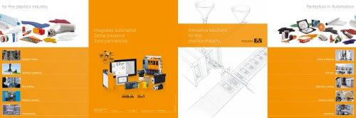 Folder plastics industry