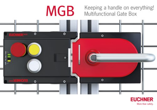 Multifunctional Gate Box MGB