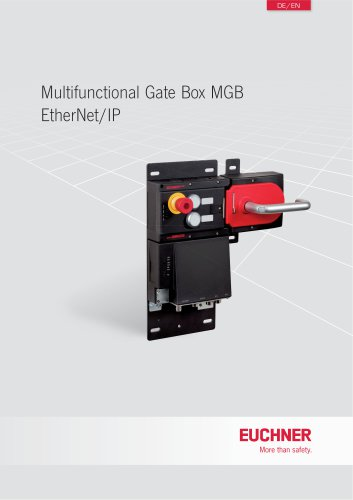 Multifunctional Gate Box MGB EtherNet/IP