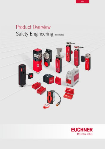 Product Overview Safety Engineering electronic