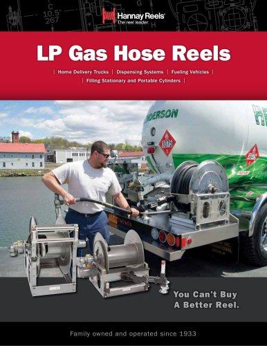 LP Gas Hose Reels