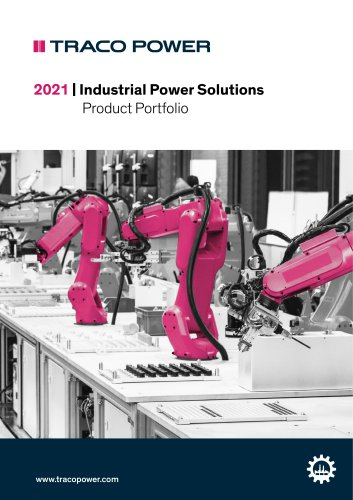 2021 Industrial Power Solutions