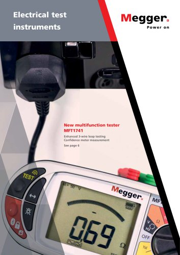 UK electrical contractor catalogue