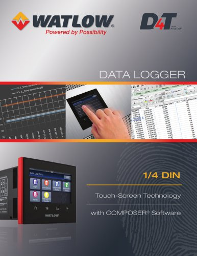 DATA LOGGER with