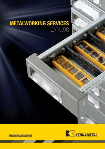 Kennametal Metalworking Services Catalog