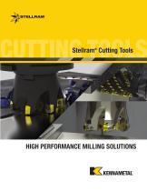 KMT Stellram expanded milling catalog