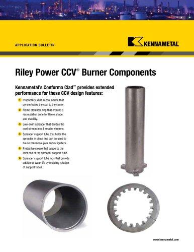 Riley Power CCV Burner Components