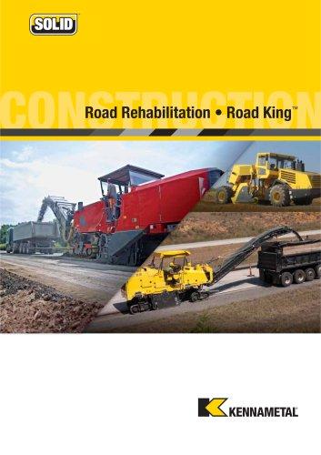 Road Rehabilitation • Road King
