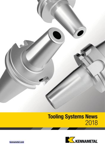 Tooling Systems News 2018