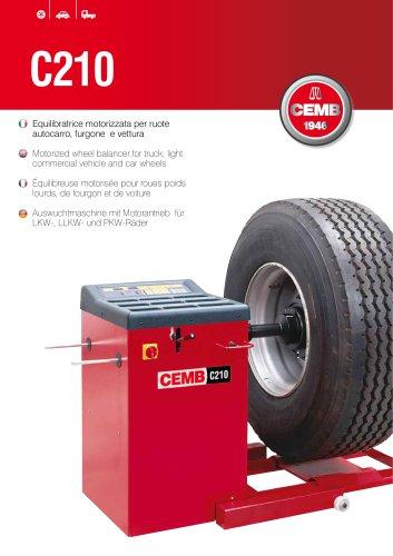 CEMB Truck balancer C210