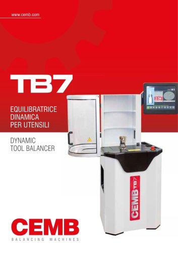 Dynamic tool balancer