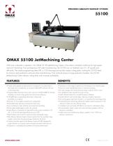OMAX® 55100 JetMachining® Center