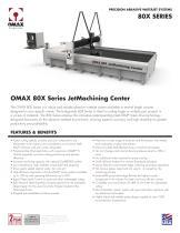 OMAX 80X Series
