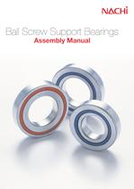 Ball Screw Support Bearings - 1