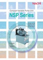 Compact Variable Pump Unit NSP Series - 1