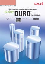 DURO for cold work - 1