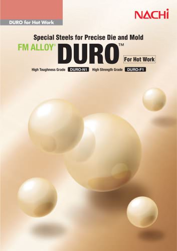 DURO for hot work