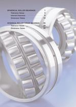 Spherical Roller Bearings - 2