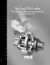 True Torque Fluid Couplings Selection Guide Type HF