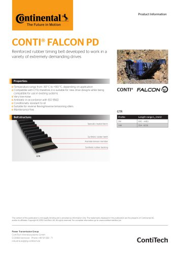 CONTI® FALCON PD