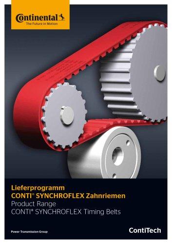 CONTI® SYNCHROFLEX Timing Belts