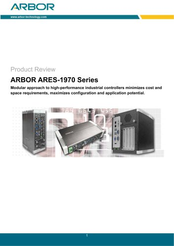 ARES-1970 Series_Product Review
