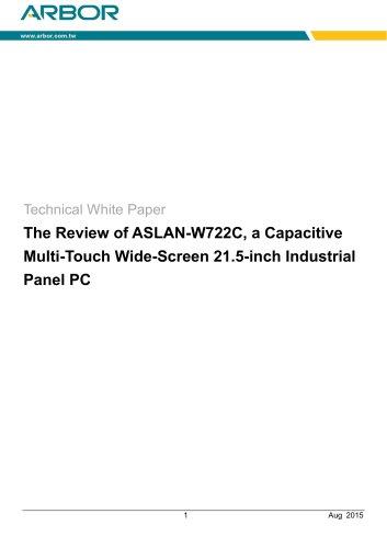 ASLAN W722C Review