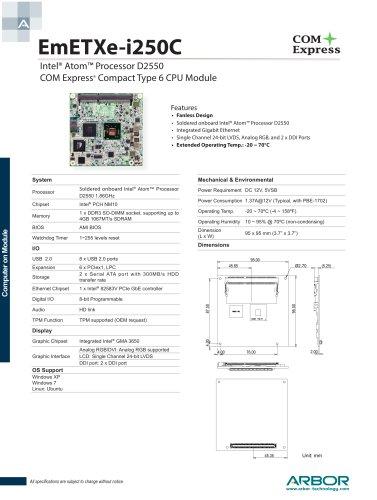 EmETXe-i250C