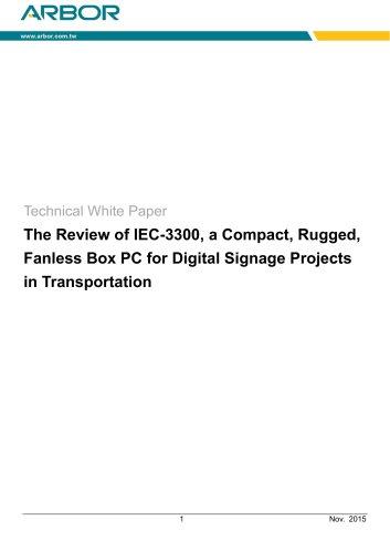 IEC-3300 review
