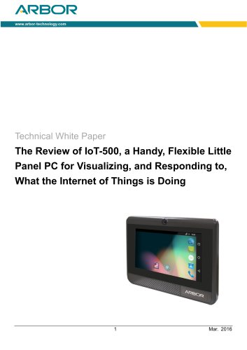 IOT-500 Review