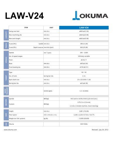 LAW-V24