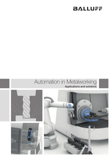 Automation in Metalworking