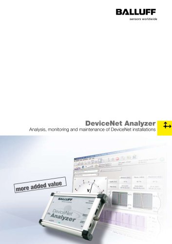 DeviceNet Analyzer