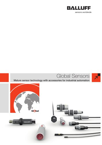 Global Sensors - Mature sensor technology