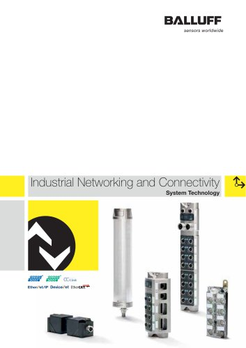 Industrial Networking and Connectivity