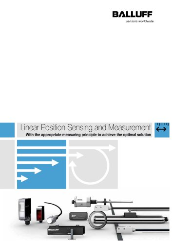 Linear Position Sensing and Measurement