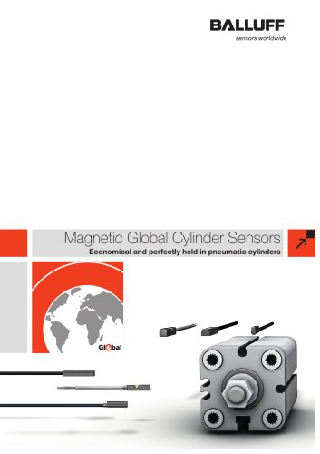 Magnetic Global Cylinder Sensors