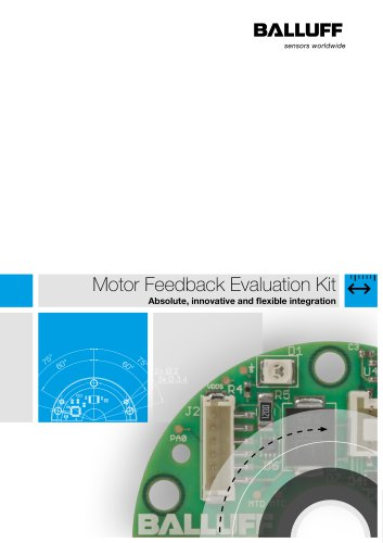 Motor Feedback Evaluation Kit