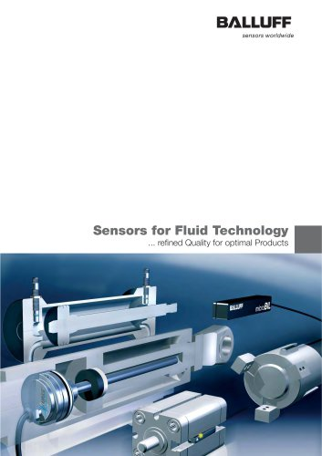 Sensors for Fluid Technology
