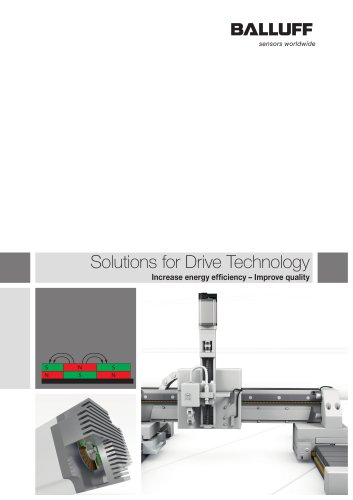 Solutions for Drive Technology