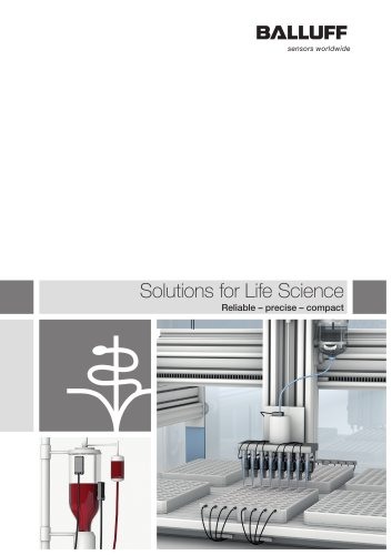 Solutions for Life Science