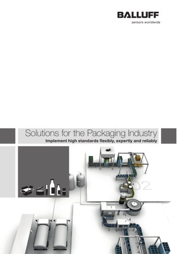 Solutions for the Packaging Industry