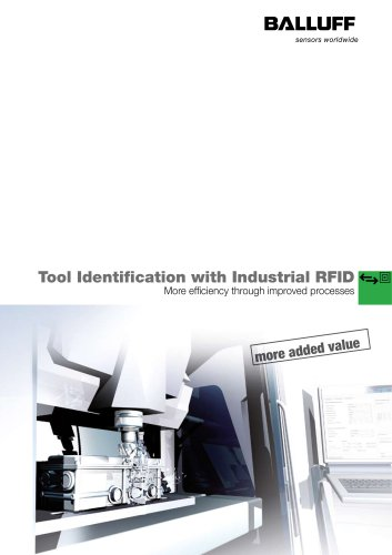 Tool Identification with Industrial RFID