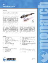 RLS Rugged Laser Sensor Data Sheet - Monarch