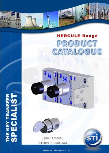 HERCULE Range PRODUCTCATALOGUE