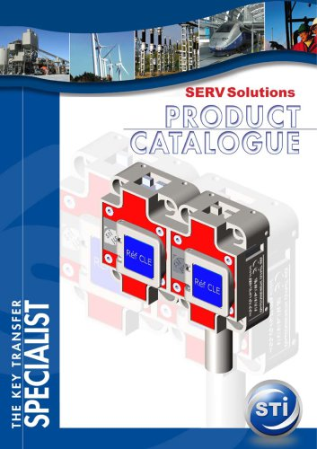 SERV Solutions catalogue