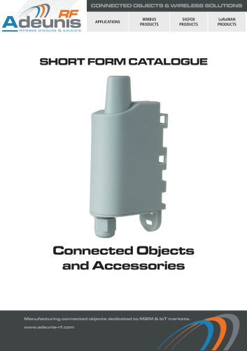 Connected objects & Accessories